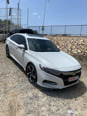 Honda Accord 2018 White   Cars for sale in Greater Accra, Abelemkpe