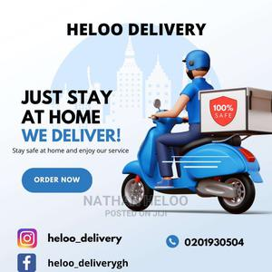 Heloo'S Delivery   Logistics Services for sale in Greater Accra, Adjiriganor