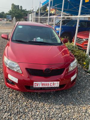 Toyota Corolla 2010 Red   Cars for sale in Greater Accra, Tema Metropolitan