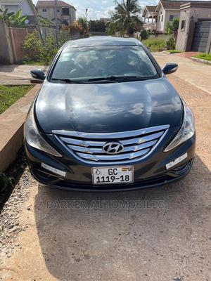 Hyundai Sonata 2014 Black | Cars for sale in Greater Accra, Spintex