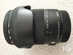 Canon Fit SIGMA 17-70mm F2.8-4 DC OS Contemporary Zoom Len   Accessories & Supplies for Electronics for sale in Greater Accra, East Legon