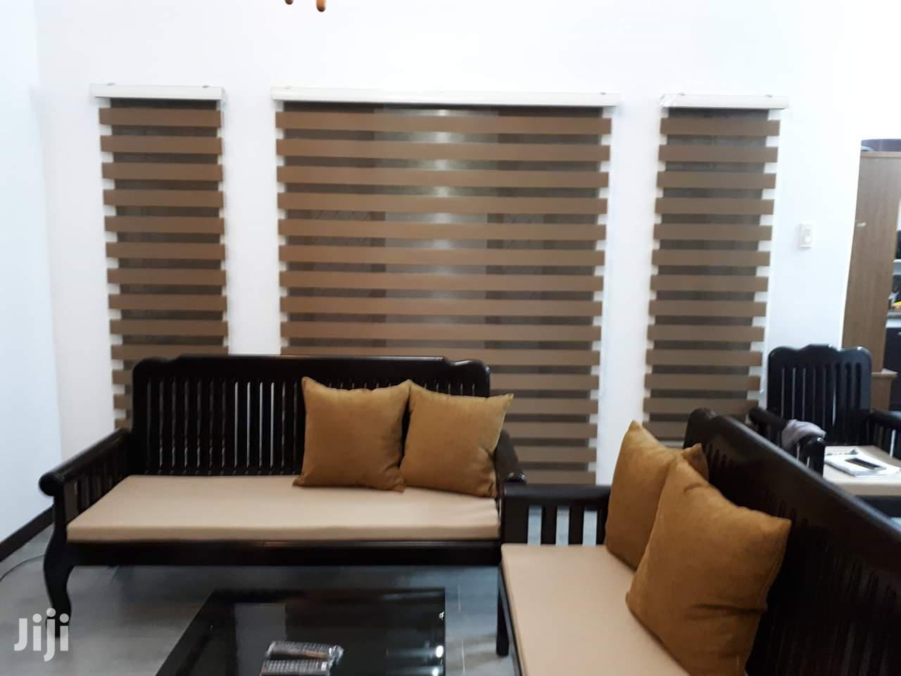 Modern Window Curtain Blinds for Homes and Offices   Home Accessories for sale in Cantonments, Greater Accra, Ghana
