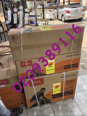 TCL 1.5 HP R410 Split Air Conditioner (3stars) | Home Appliances for sale in Greater Accra, Accra Metropolitan
