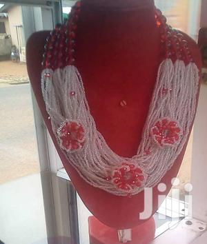 Beautiful Beaded Necklace | Jewelry for sale in Greater Accra, Kwashieman