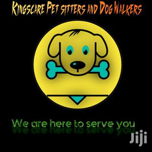 Kingscare Pet Sitters And Dog Walkers | Pet Services for sale in Greater Accra, Ga South Municipal