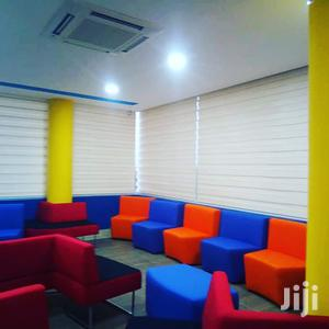 White Office Curtains Blinds | Home Accessories for sale in Greater Accra, Mataheko