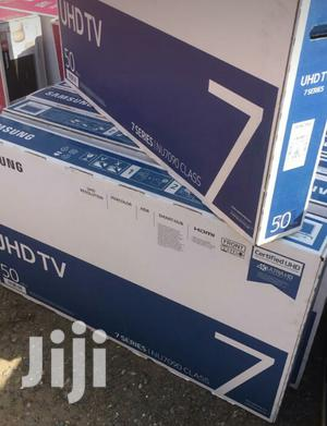Samsung 50inches UHD Tv   TV & DVD Equipment for sale in Greater Accra, Adabraka