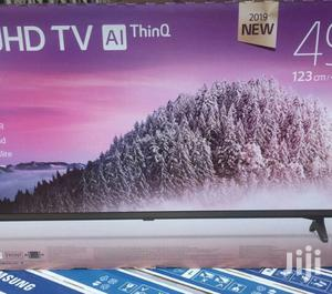 LG 49inches UHD Smart 4k TV   TV & DVD Equipment for sale in Greater Accra, Adabraka