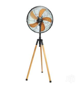 Nasco 18 Inches Standing Fan Brown | Home Appliances for sale in Greater Accra, Accra Metropolitan