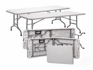 Foldable Table (8 Seater)   Furniture for sale in Greater Accra, Adabraka