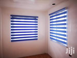 Lovely Blue Curtains Blinds | Home Accessories for sale in Greater Accra, Tema Metropolitan