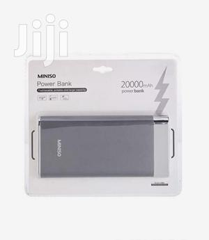 Miniso 20,000 Mah Powerbank | Accessories for Mobile Phones & Tablets for sale in Greater Accra, Accra Metropolitan