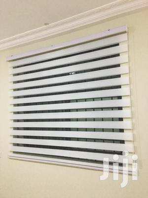 White Zebra Curtains Blinds | Home Accessories for sale in Greater Accra, Accra Metropolitan