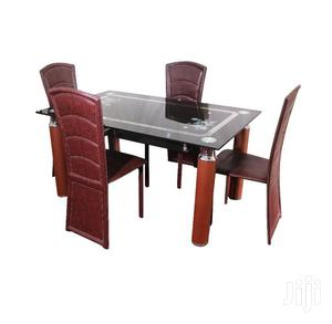 Dining Table And Chairs | Furniture for sale in Greater Accra, Adabraka