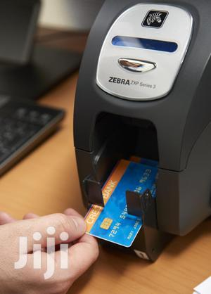 Zebra ID Card Printer Double Side Printer ZXP Series 3 | Printers & Scanners for sale in Greater Accra, Adenta