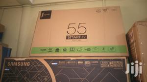 Syinix 55 Smart 4k Digital Satellite Tv   TV & DVD Equipment for sale in Greater Accra, Adabraka