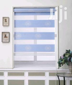 Sea Blue Zebra Curtains | Home Accessories for sale in Northern Region, Tamale Municipal