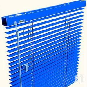Attractive Blue Window Curtains Blinds | Home Accessories for sale in Northern Region, Tamale Municipal