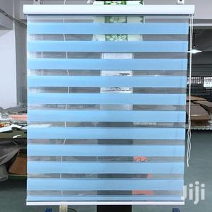 Sea Blue Window Curtains Blinds for Homes and Offices | Home Accessories for sale in Greater Accra, Bubuashie