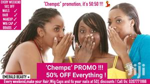 Nails Fixing, Braiding, Makeup Hair 'chempɛ' PROMO!!!   Health & Beauty Services for sale in Greater Accra, Nungua