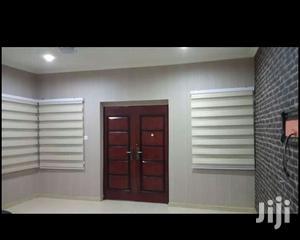 Off White Zebra Curtain Blinds @ Factory Price | Home Accessories for sale in Ashanti, Kumasi Metropolitan
