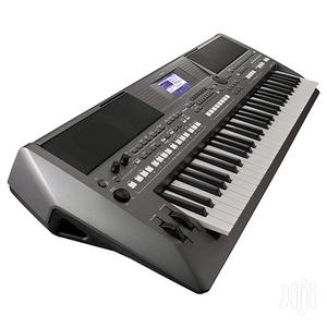 Yamaha Keyboard Musical Digital With Adaptor Psr-S670y | Musical Instruments & Gear for sale in Greater Accra, Adenta