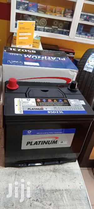 15 Plates Platinum Car Battery + Free Delivery   Vehicle Parts & Accessories for sale in Central Region, Gomoa East