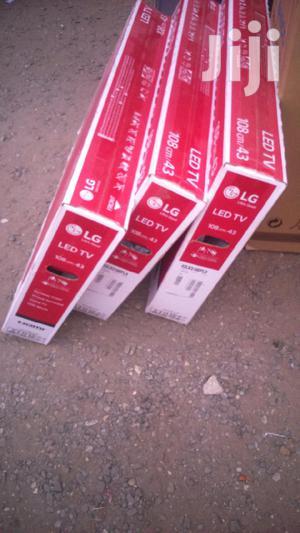 LG 43lk5100 43''full HD LED Digital Satelite TV   TV & DVD Equipment for sale in Greater Accra, Adabraka