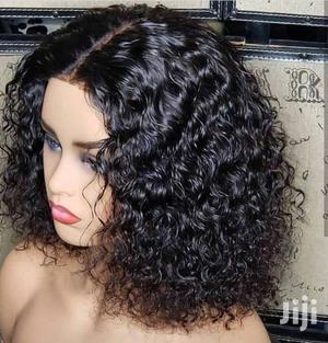 10 Inches Indian Hair Wig Cap | Hair Beauty for sale in Greater Accra, Darkuman