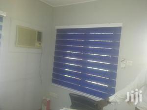 Blue Zebra Curtain Blind @ Factory Price | Home Accessories for sale in Ashanti, Kumasi Metropolitan
