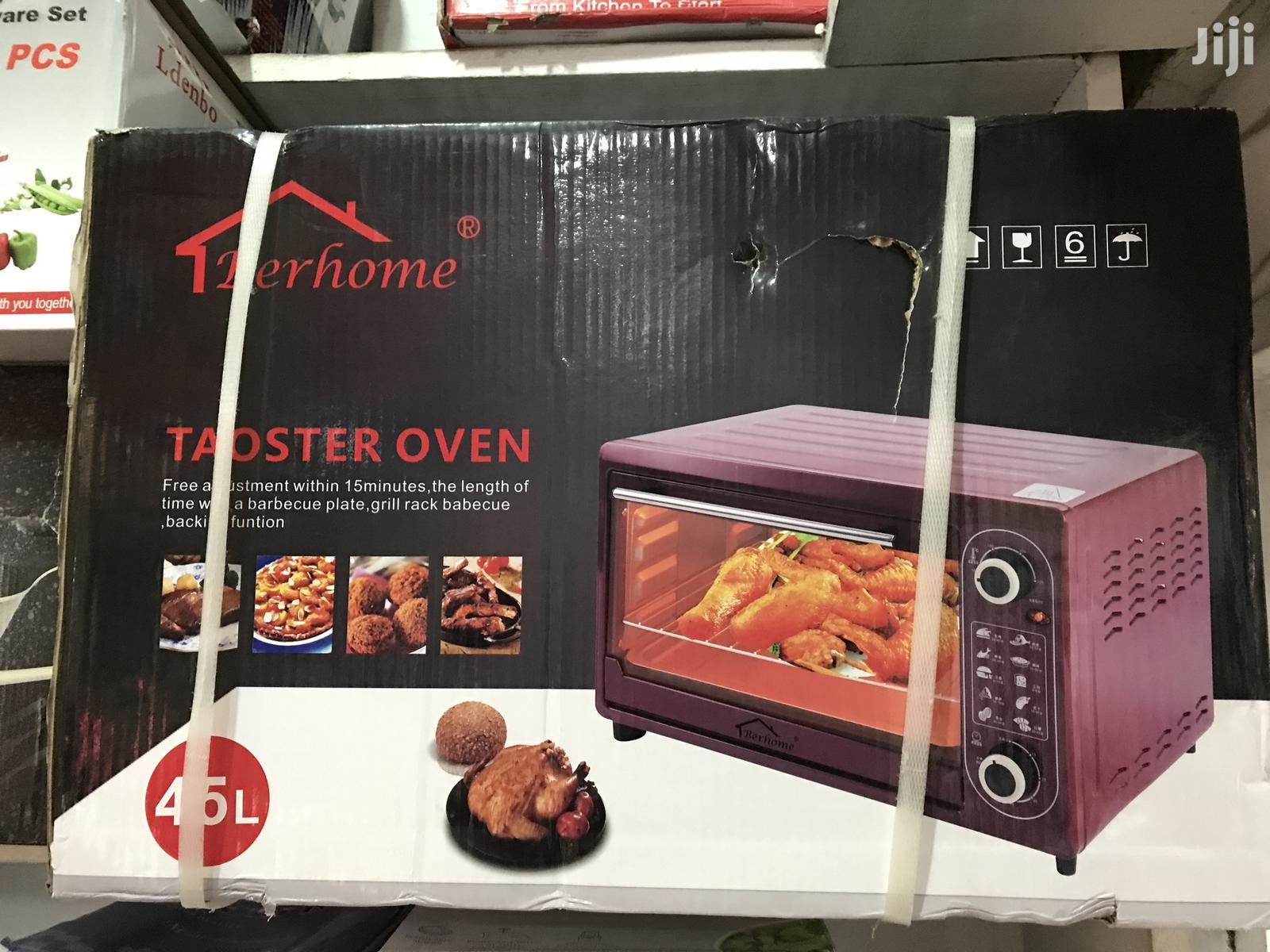 Berhome Toaster Oven
