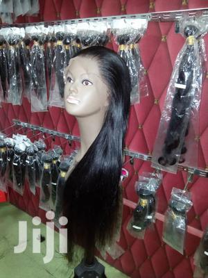 24 Inches Indian Silky St 180 Frontal Wig Cap | Hair Beauty for sale in Greater Accra, Ga South Municipal