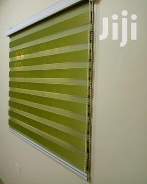 Amazon Green Classy Zebra Blinds for Homes and Offices   Home Accessories for sale in Greater Accra, Dzorwulu