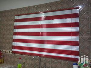 Red and White Curtains | Home Accessories for sale in Upper East Region, Bolgatanga Municipal