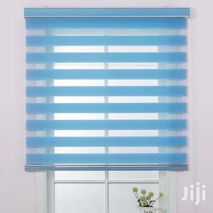 Blue Zebra Curtains | Home Accessories for sale in Upper West Region, Wa Municipal District