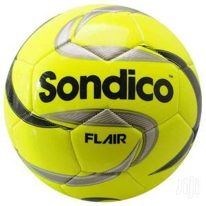 Leather Football Sondico Size 5 Delivery   Sports Equipment for sale in Central Region, Cape Coast Metropolitan