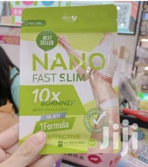 Nano Fast Slim Burns 10x Faster- 45 Capsules | Vitamins & Supplements for sale in Greater Accra, East Legon