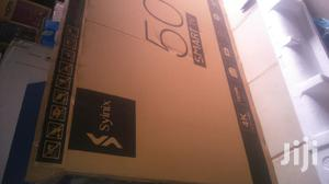 """Sealed in Box Syinix 50"""" Inch Android 4K UHD Smart LED TV - 50A710U   TV & DVD Equipment for sale in Greater Accra, Adabraka"""