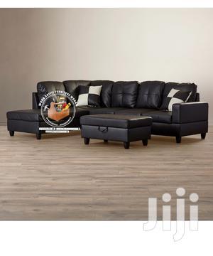 Akua'S Leather Sofa Furniture | Furniture for sale in Ashanti, Kumasi Metropolitan