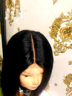 """Indian Straight 26"""" Wig Cap For Sell 