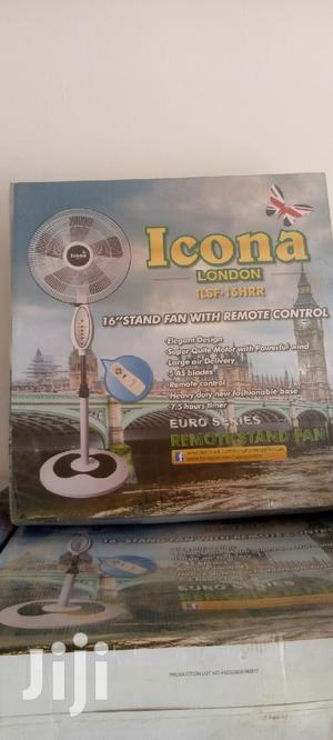 Icona Standing Fan Remote Control | Home Appliances for sale in Greater Accra, Osu