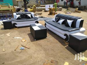 Quality Leather Sofa Set   Furniture for sale in Greater Accra, Achimota