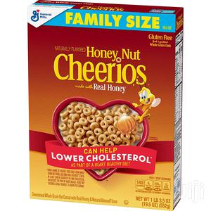 Cheerios Cereal 20.35 Oz,   Meals & Drinks for sale in Greater Accra, East Legon