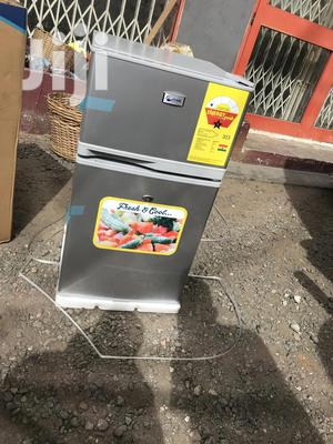 New Pearl 84lts Table Top Double Door Fridge | Kitchen Appliances for sale in Greater Accra, Accra New Town