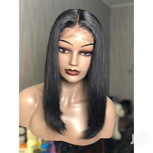 14 Inches Indian Remy Wig Cap | Hair Beauty for sale in Greater Accra, Ga South Municipal