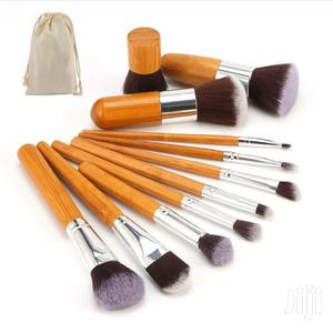 11 Pieces Kabuki Makeup Brush Set   Health & Beauty Services for sale in Greater Accra, Tema Metropolitan
