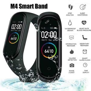 Quality M4 Fitness Tracker | Smart Watches & Trackers for sale in Kaneshie, North Kaneshie