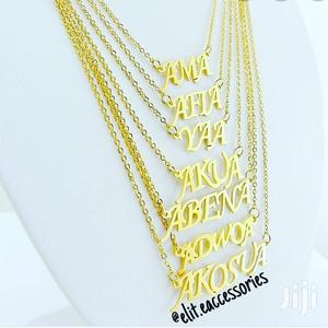 Day Born Necklaces | Jewelry for sale in Teshie, New Town