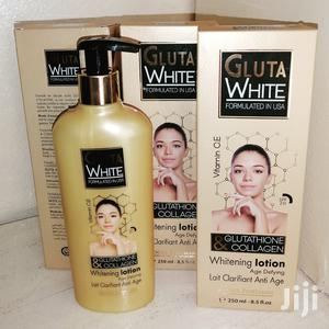 GLUTA WHITE Age Defying Whitening Lotion | Skin Care for sale in Greater Accra, Darkuman