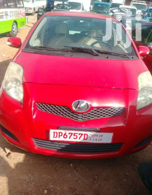 Toyota Vitz 2009 Red | Cars for sale in Greater Accra, Achimota